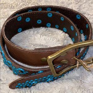 Bedstu leather belt